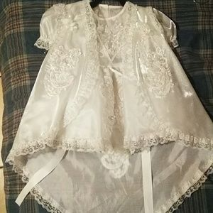 Baby's Bridal Gown